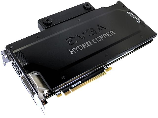 EVGA GeForce GTX 1080 FTW Hydro Copper GAMING, 08G-P4-6299-KR, 8GB GDDR5X,  LED, DX12 OSD Support (PXOC) - Newegg com