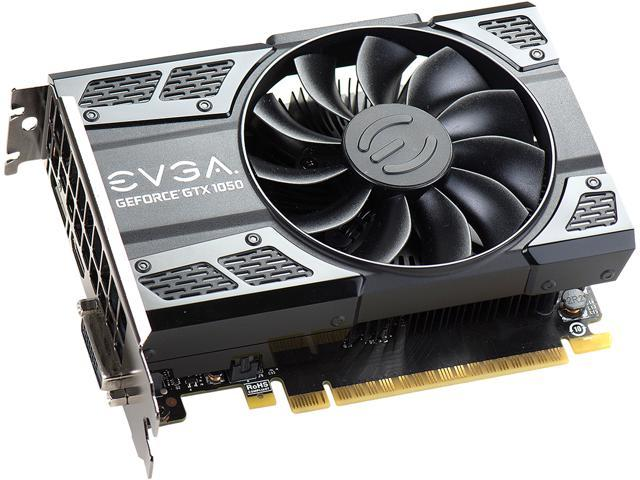 EVGA GeForce GTX 1050 Ti SC GAMING, 04G-P4-6253-KR, 4GB GDDR5, DX12 OSD  Support (PXOC) - Newegg com