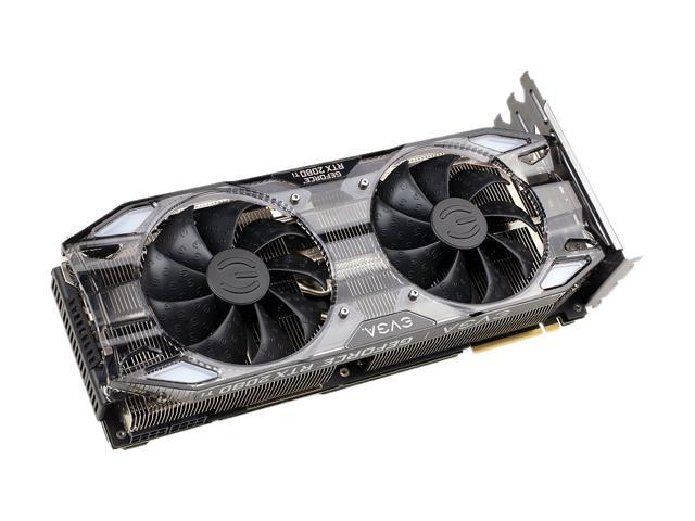 EVGA GeForce RTX 2080 Ti XC ULTRA GAMING, 11G-P4-2383-KR, 11GB GDDR6, Dual  HDB Fans & RGB LED - Newegg com
