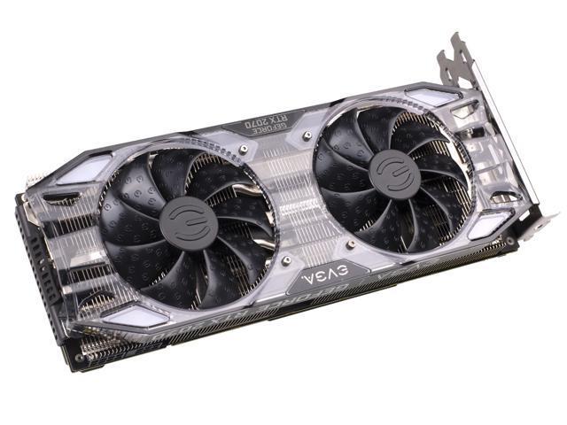 EVGA GeForce RTX 2070 XC GAMING, 08G-P4-2172-KR, 8GB GDDR6, Dual HDB Fans &  RGB LED - Newegg ca