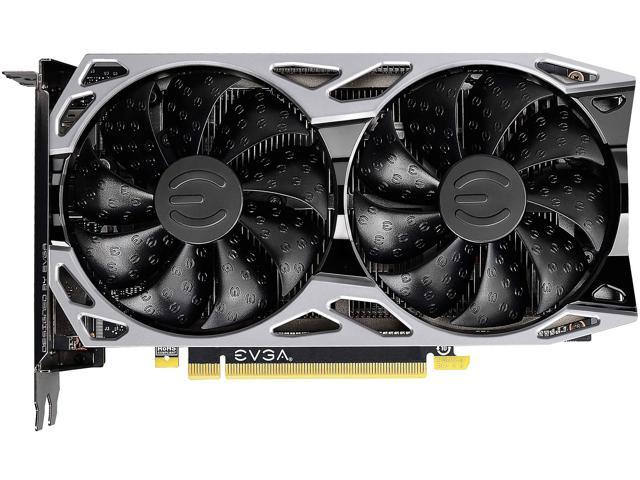EVGA GeForce GTX 1660 Super SC Ultra Gaming 6GB GDDR6 Metal Backplate Dual Fan 06G-P4-1068-KR