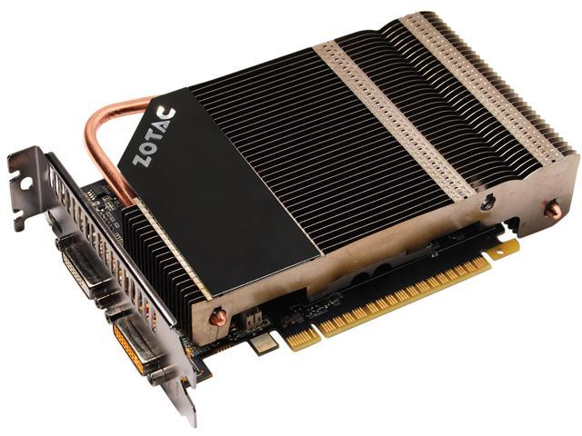 Zotac ZT-60207-20L GeForce GT 640 Graphic Card - 900 MHz Core - 2 GB GDDR3 SDRAM - PCI Express 3.0 x16