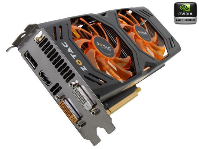 ZOTAC GeForce GTX 770 DirectX 11 1 ZT-70304-10P Video Card - Newegg com