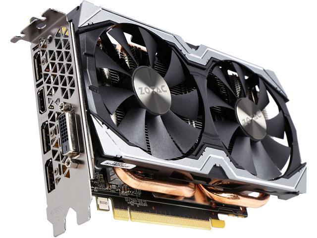 ZOTAC GeForce GTX 1070 Mini, ZT-P10700G-10M, 8GB GDDR5 - Newegg com