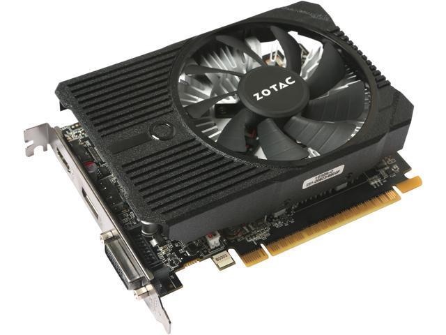 ZOTAC GeForce GTX 1050 Ti DirectX 12 ZT-P10510A-10L 4GB 128-Bit GDDR5 PCI  Express 3 0 HDCP Ready Mini Video Card - Newegg com