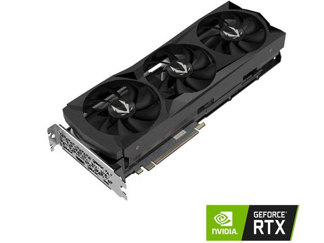 ZOTAC GAMING GeForce RTX 2070 AMP Extreme 8GB GDDR6 256-bit Graphics Card,  IceStorm 2 0, Active Fan Control, Metal Wraparound Backplate, Spectra RGB