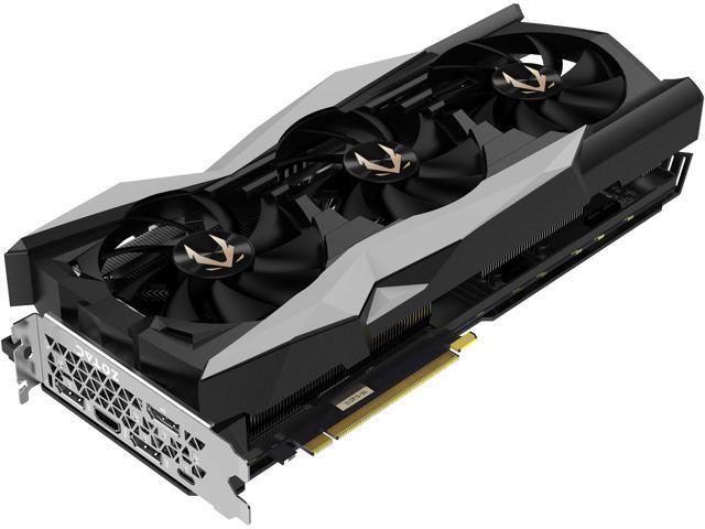 ZOTAC GAMING GeForce RTX 2080 Ti AMP Extreme Graphic Card, ZT-T20810B-10P,  11GB GDDR6 - Newegg com