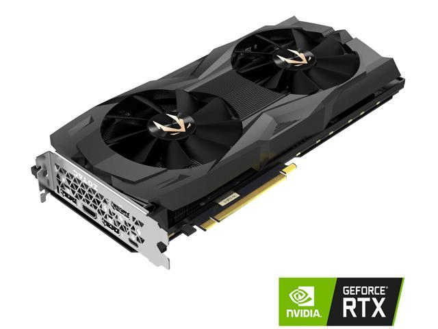 ZOTAC GAMING GeForce RTX 2080 Ti AMP MAXX 11GB GDDR6 352-bit Gaming  Graphics Card, IceStorm 2 0, Factory Overclock, Freeze Fan Stop, Active Fan