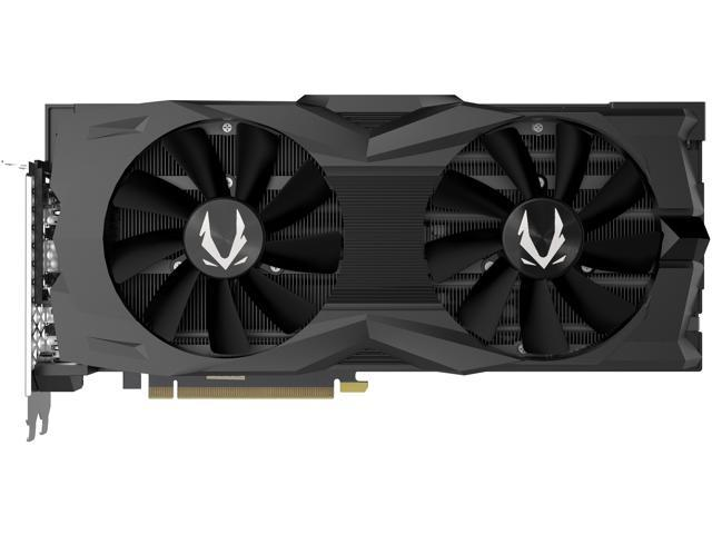 ZOTAC GAMING GeForce RTX 2080 SUPER AMP 8GB GDDR6 256-bit 15 5 Gbps Gaming  Graphics Card, IceStorm 2 0, Strong Overclock, Freeze Fan Stop, PowerBoost,