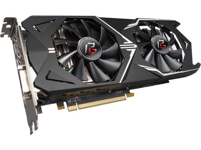 ASRock Phantom Gaming X Radeon RX 580 DirectX 12 RX580 8G OC Video Card -  Newegg com