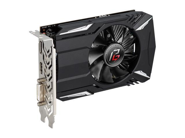 ASRock Phantom Gaming Radeon RX 560 DirectX 12 RX560 4G Video Card -  Newegg com