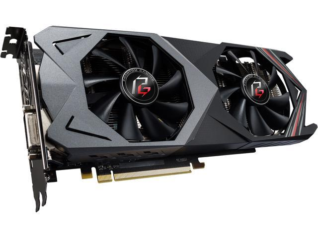 ASRock Phantom Gaming X Radeon RX 590 DirectX 12 RX590 8G OC Video Card -  Newegg com