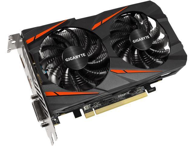 GIGABYTE Radeon RX 560 16CU DirectX 12 GV-RX560GAMING OC-4GD REV2 0 4GB  128-Bit GDDR5 ATX Video Card - Newegg com