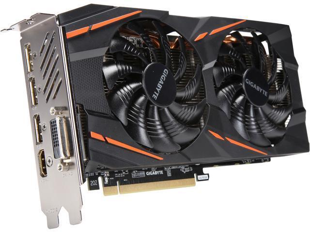 Refurbished: GIGABYTE Radeon RX 570 DirectX 12 GV