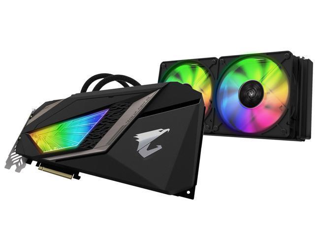 GIGABYTE AORUS RTX 2080 TI 11GB DirectX 12 GV-N208TAORUSX W
