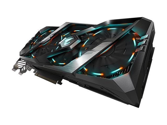 GIGABYTE AORUS GeForce RTX 2080 TI DirectX 12 GV-N208TAORUS X-11GC Video  Card - Newegg com