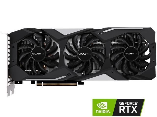 GIGABYTE GeForce RTX 2060 GAMING OC PRO 6G Graphics Card, 3