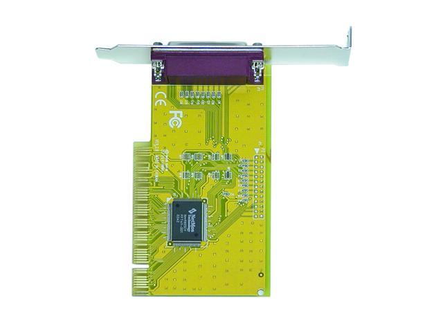 Rosewill RC-302 1 Port Parallel PCI Adapter Card Plug/&Play NetMos Nm9805 Chipset