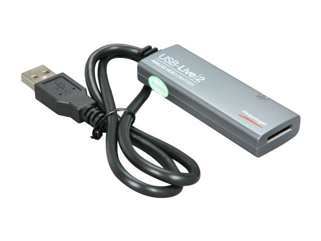 Hauppauge USB-Live-2 Video Capture - Newegg com