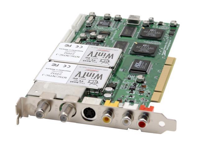 HAUPPAUGE WINTV-PVR-500 MCE DRIVERS PC