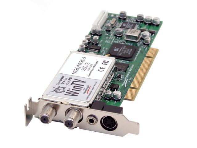 HAUPPAUGE WINTV PVR PCI TREIBER WINDOWS 10
