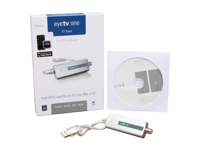 elgato EyeTV One TV Tuner for Mac or PC - Newegg com