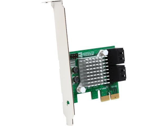 StarTech com 4 Port PCI Express 2 0 SATA III 6Gbps RAID Controller
