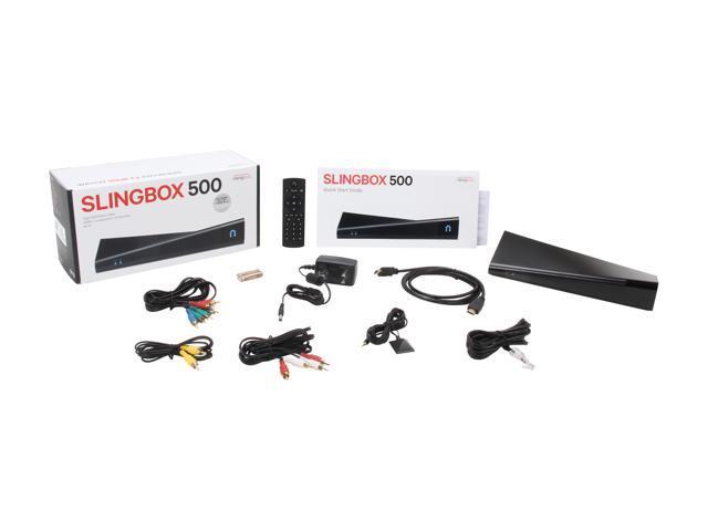 Sling Media SB500-100 Slingbox 500 - Newegg com