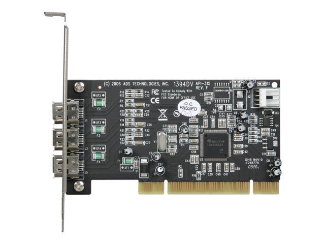 ADS PYRO PCI-64 DRIVER WINDOWS