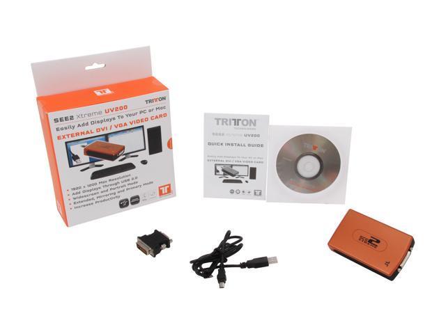 TRI-UV200 DRIVERS PC