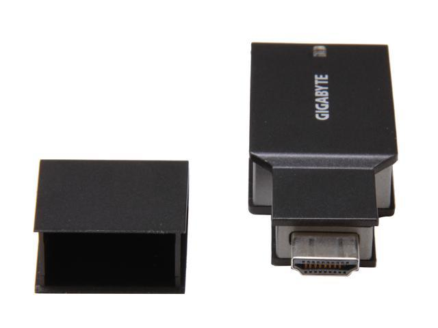 Extern Wireless Video-//Audio-Erweiterung GIGABYTE SkyVision WS100