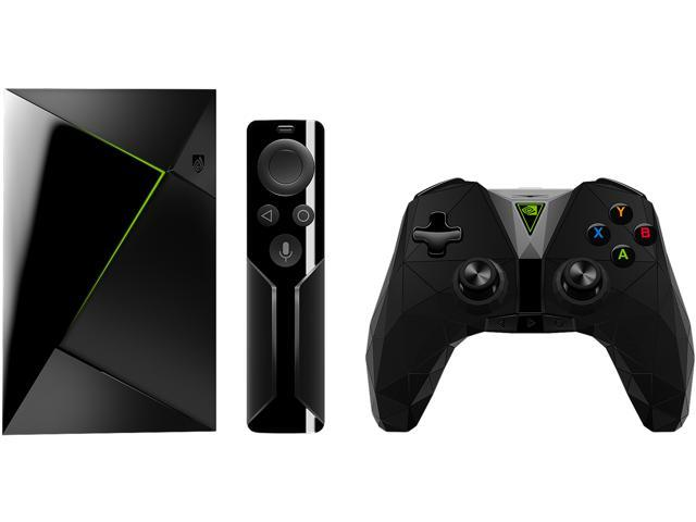 NVIDIA SHIELD TV Gaming Edition | 4K HDR Streaming Media Player with  GeForce NOW - Newegg com