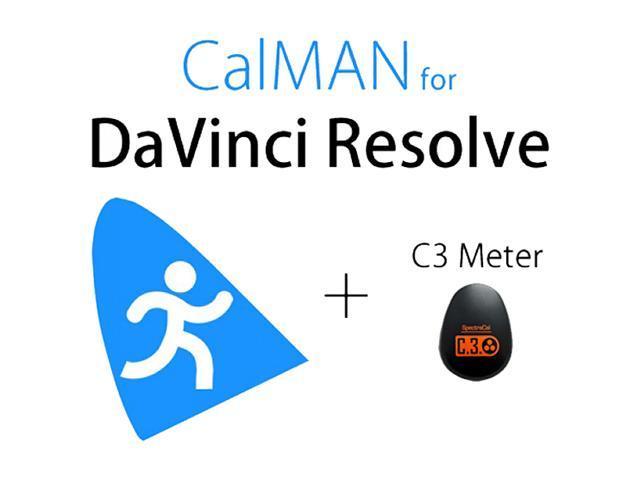 SpectraCal CalMAN Monitor Calibration Software for Resolve with C6  Colorimeter SC-ASMRSLC6 - Newegg com