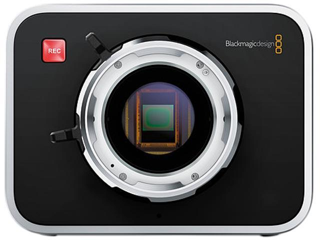 Blackmagic Design Cinema Camera Pl Mount Cinecam26kpl Newegg Com