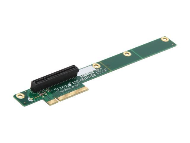 Supermicro Riser Card CSE-RR1U-EL