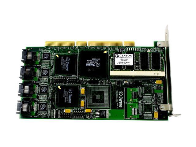 3ware 9500s 8 pci 2 2 compliant 64 bit 66mhz sata controller card rh newegg com 3Ware 9550 Drivers 3Ware 9550 Drivers