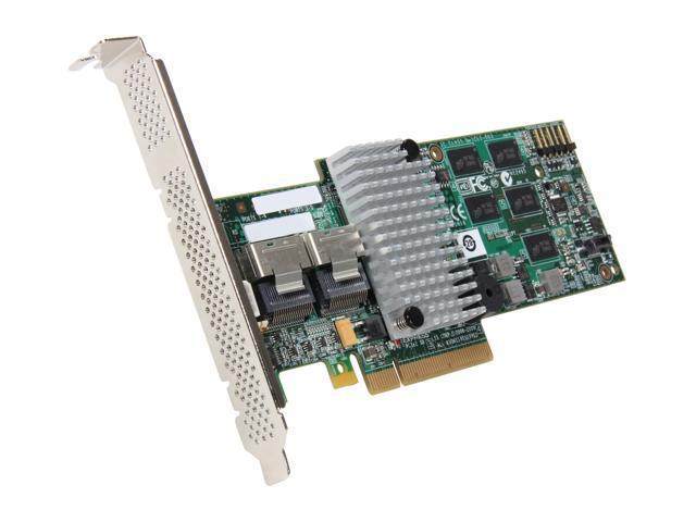 Intel RS2BL080 PCI-Express 2 0 x8 SATA / SAS Controller Card - Newegg com