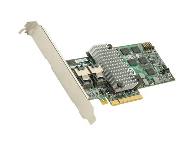 LSI LSI00198 PCI-Express 2 0 SATA / SAS MegaRAID SAS 9260-8i Single -  Newegg com