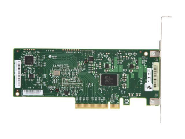 LSI LSI00194 PCI-Express 2 0 x4 SATA / SAS 9211-8i Controller Card (Single  Pack) - Newegg com