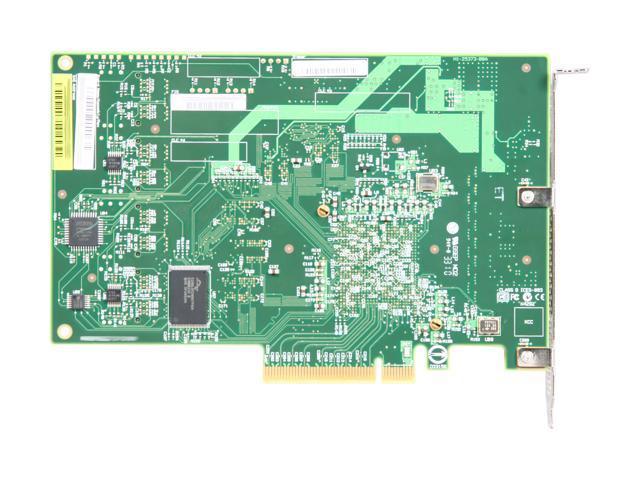 LSI LSI00244 (9201-16i) PCI-Express 2 0 x8 SATA / SAS Host Bus Adapter  Card, Single Pack - Newegg com