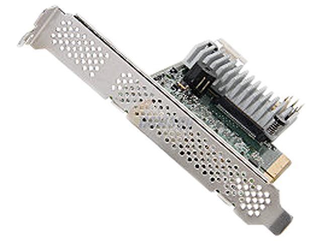 Kit LSI MegaRAID LSI00306 PCI-Express 2.0 x8 Low Profile SATA // SAS RAID Controller 9266-4i Kit