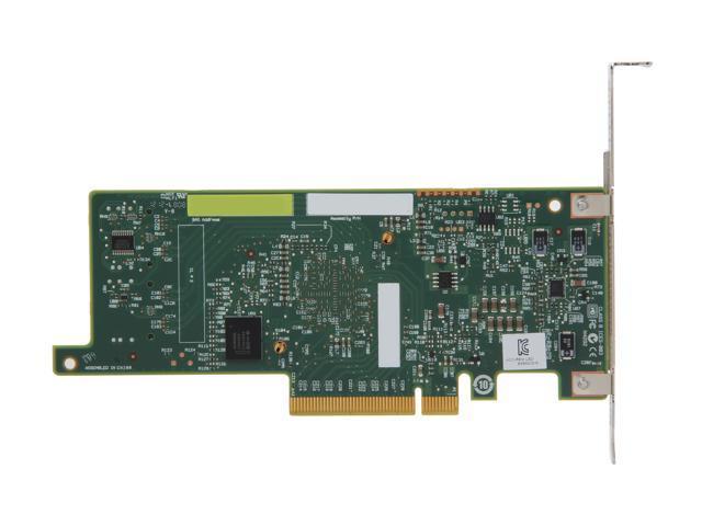 LSI LSI00301 (9207-8i) PCI-Express 3 0 x8 SATA / SAS Host Controller Card -  Newegg com