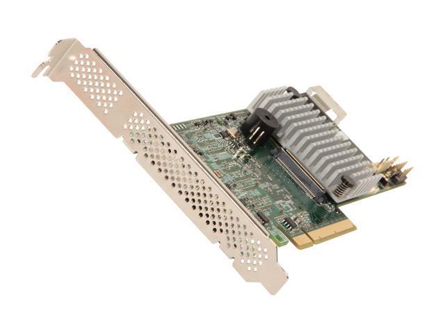 LSI MegaRAID LSI00328 (9271-4i) PCI-Express 3 0 x8 SATA
