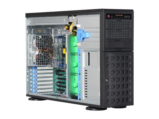 SUPERMICRO SYS-7048R-TR 4U Rackmount Server Barebone - Newegg com