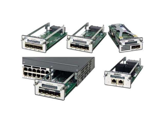 C3KX-NM-10G 3750X 3K-X 2-Port 10G Cisco Expansion Module for 3560X