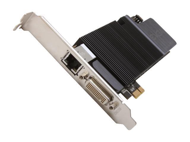Teradici Tera1202 HD02 PCoIP Remote Access Host Adapter DVI PCIe x1