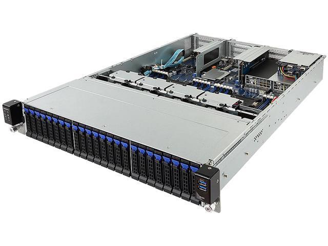 GIGABYTE R281-2O0 2U Rackmount Server Barebone - Newegg com