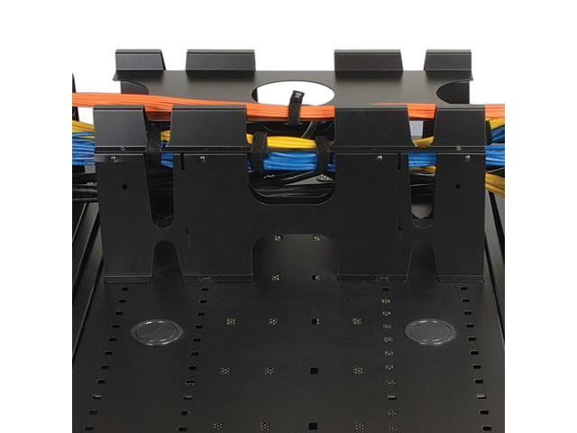 c05338812fea TRIPP LITE SRCABLETRAY SmartRack Roof-Mounted Cable Trough - Newegg.com