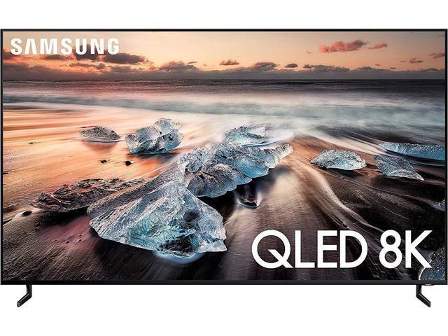 "Samsung 55"" Class Q900 QLED Smart 8K UHD TV (QN55Q900RBFXZA, 2019 Model)"