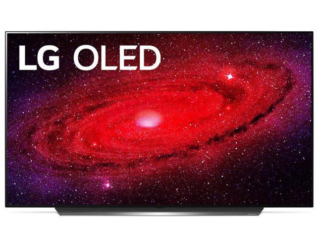 "LG CX Consumer Series 55"" 4K UHD Smart OLED TV with AI ThinQ OLED55CXPUA (2020)"